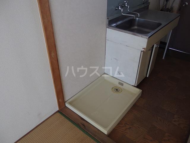コーポ有賀 204号室の洗面所