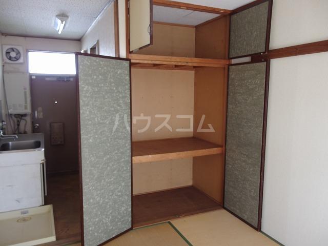 コーポ有賀 204号室の収納