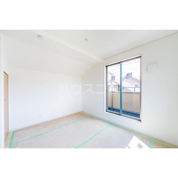 武蔵の杜 4号棟の居室