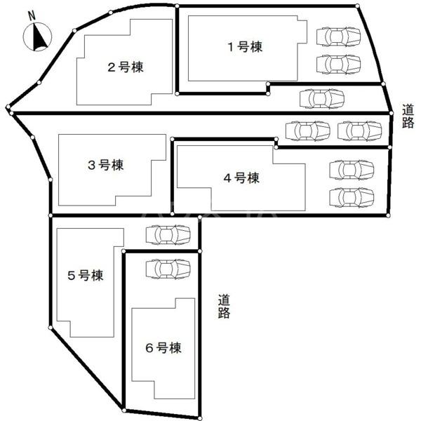 武蔵の杜 4号棟の設備