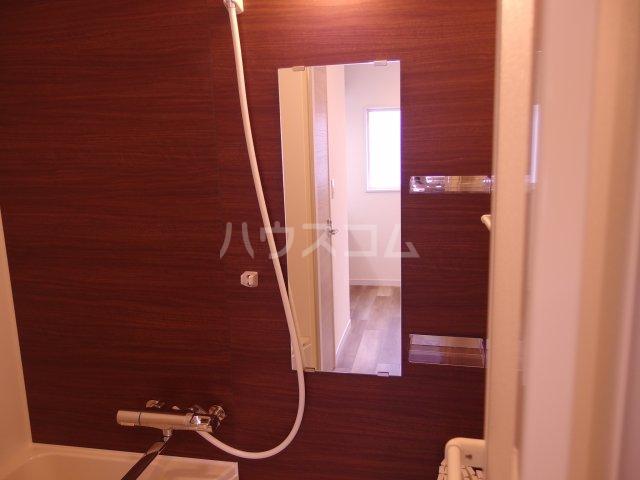 ヴィヴェール桜ヶ丘 101号室の洗面所