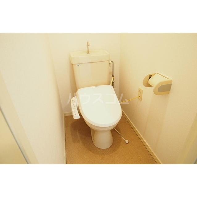 ル・マイーム27 204号室のトイレ