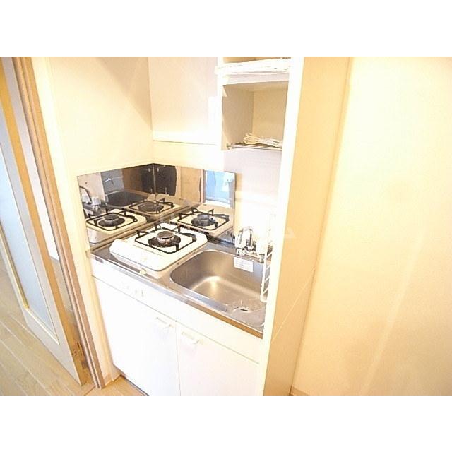 プリマヴェーラ北浦和 401号室のキッチン