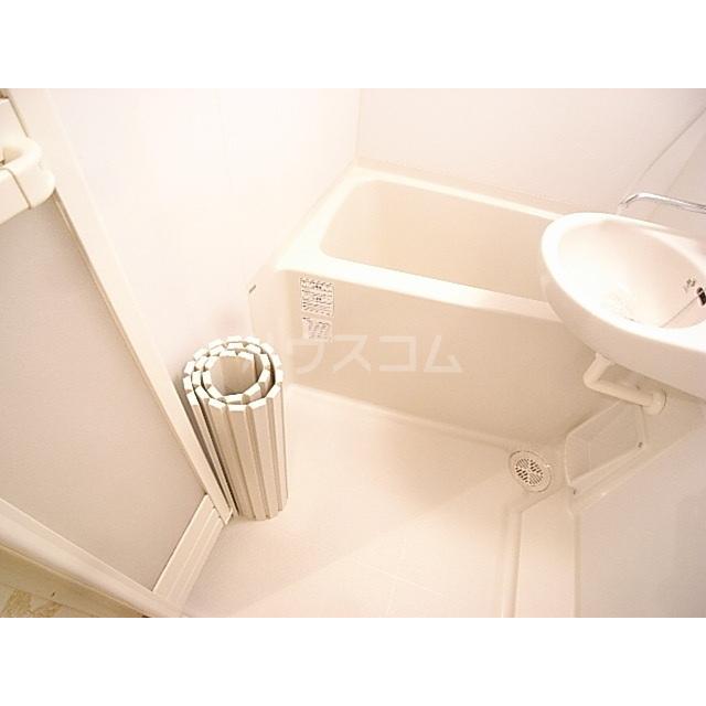 プリマヴェーラ北浦和 401号室の洗面所
