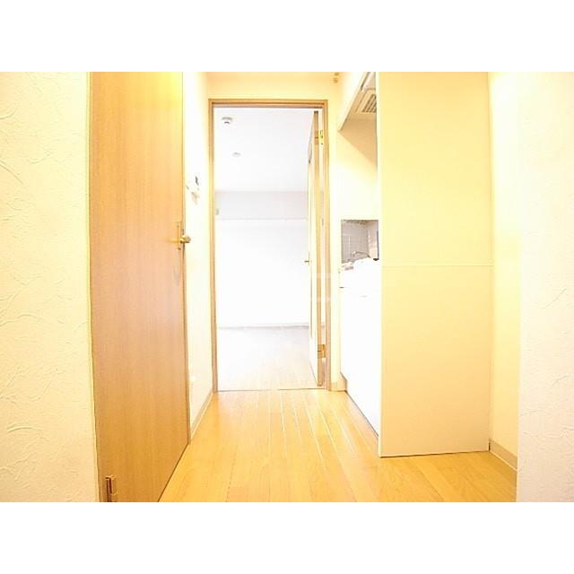 プリマヴェーラ北浦和 401号室の玄関