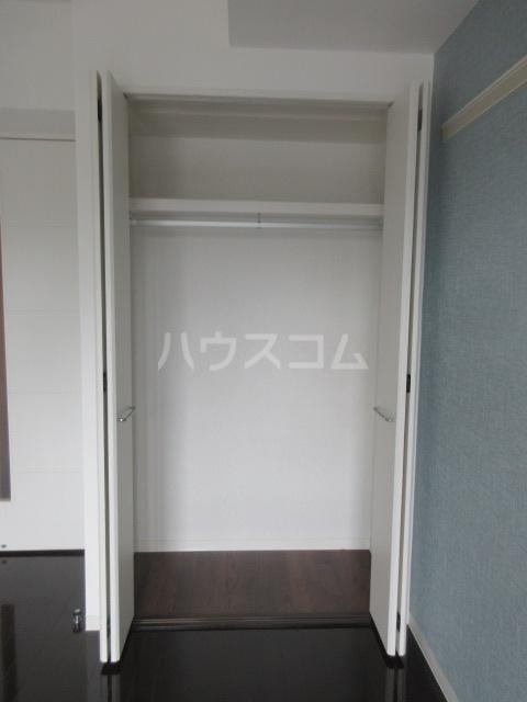 プロシード新栄 1107号室の収納