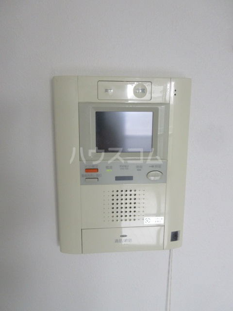 プロシード新栄 1107号室のセキュリティ