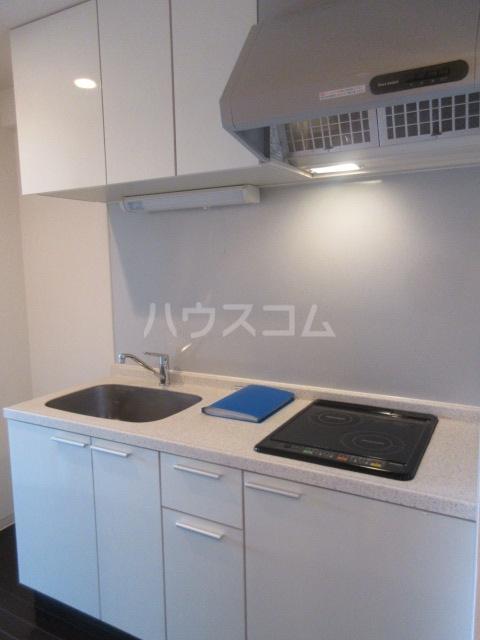プロシード新栄 1107号室のキッチン