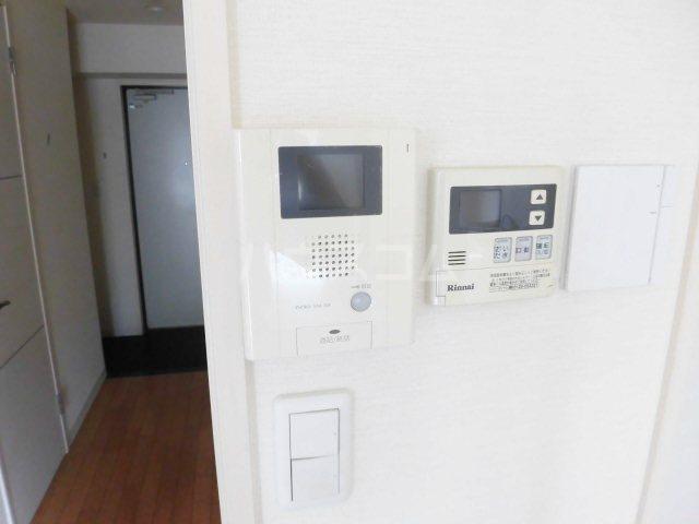 ピオーネ覚王山 203号室のセキュリティ