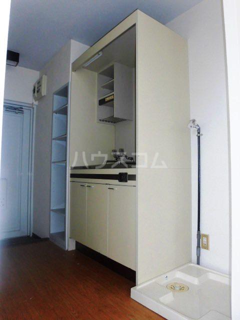 fメゾン振甫 302号室のキッチン