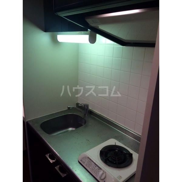 ライジングコート名古屋駅前東 203号室のキッチン