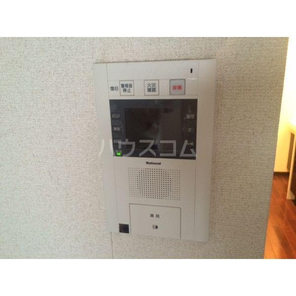 ライジングコート名古屋駅前東 203号室のセキュリティ