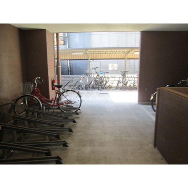 ライジングコート名古屋駅前東 203号室のロビー