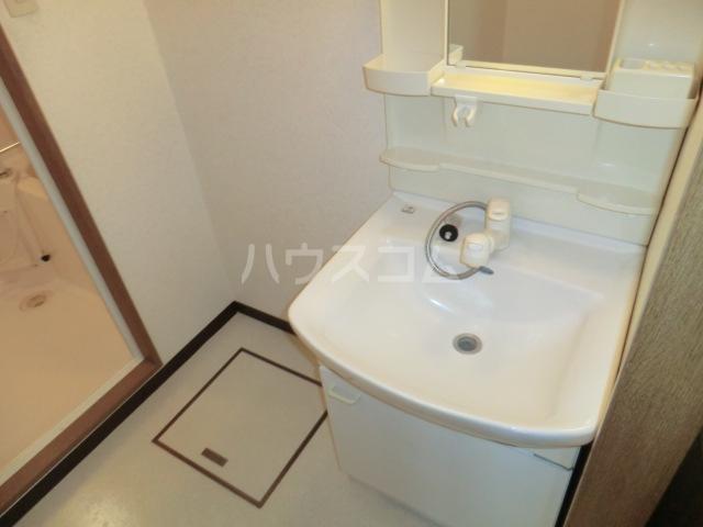 レジダンスボヌール籠原 303号室の洗面所