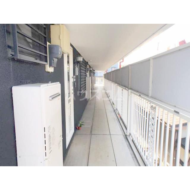 ファミール東松山 203号室のその他共有