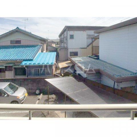 ファミール東松山 203号室の景色