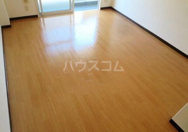 ベルバウム 202号室の居室