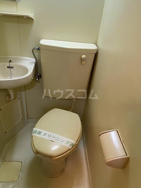 ジョイフル練馬 508号室のトイレ