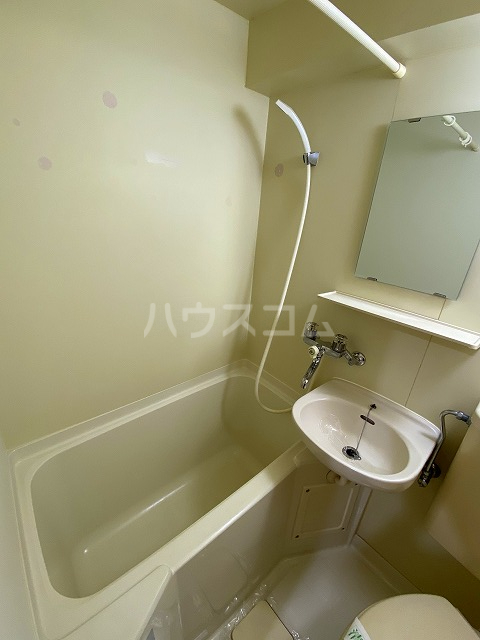 ジョイフル練馬 508号室の風呂