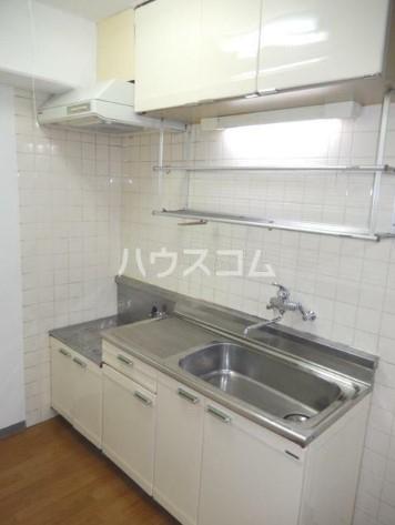 TOビル 504号室のキッチン