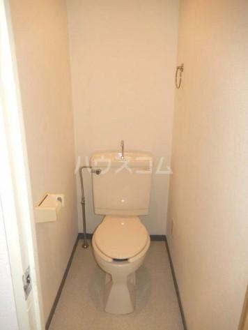 TOビル 504号室のトイレ