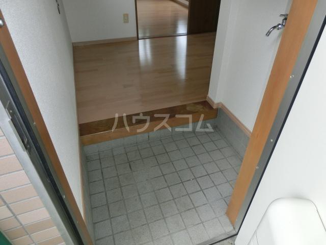 グリーンコーポⅡ 201号室の玄関