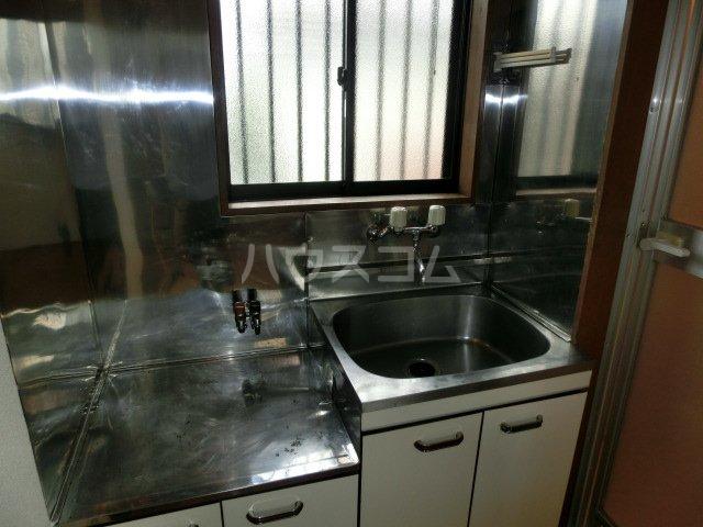 グリーンコーポⅡ 201号室のキッチン