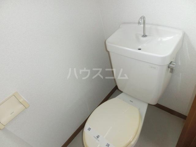 グリーンコーポⅡ 201号室のトイレ
