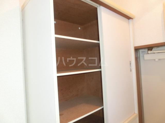 グリーンコーポⅡ 201号室の収納