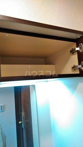グランドハウスシャンティ 301号室の収納
