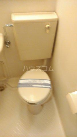 グランドハウスシャンティ 603号室のトイレ