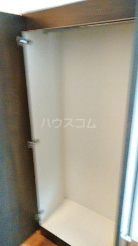 グランドハウスシャンティ 603号室の収納