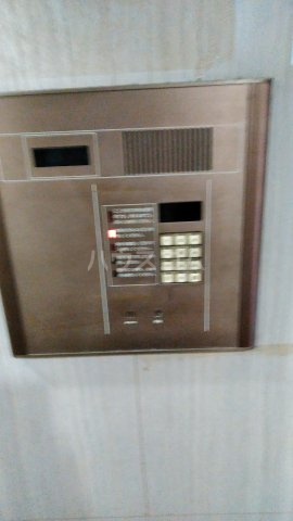 グランドハウスシャンティ 903号室のセキュリティ