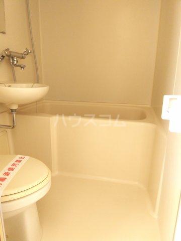 ホワイトハウス優 103号室の風呂