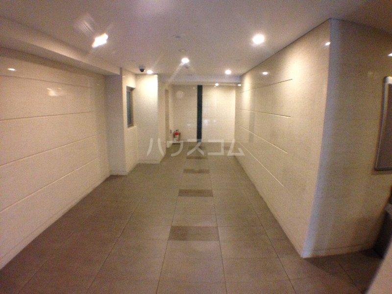 エクセレンシア駒込 401号室のロビー