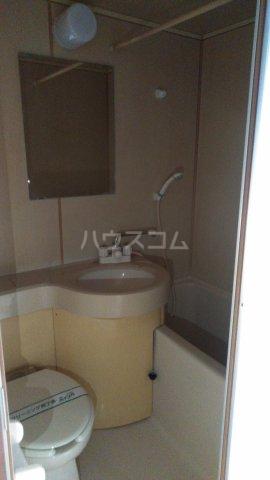 沖ハイツ 402号室のトイレ