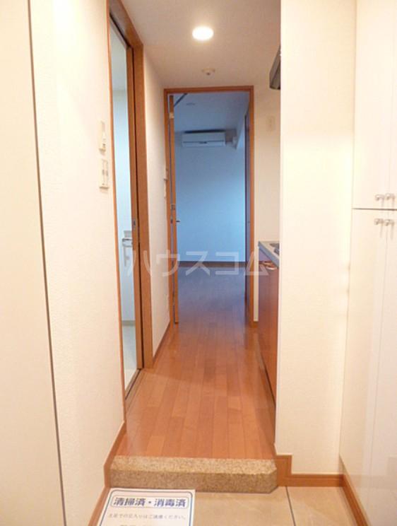 スカイコート池袋第7 605号室の玄関
