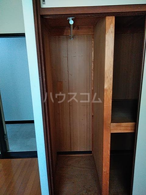生西寺学寮興学舎 7号室の収納