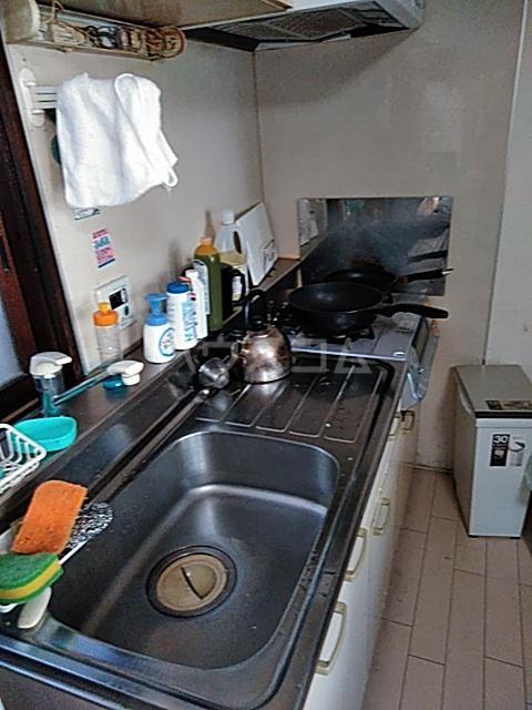 生西寺学寮興学舎 7号室のキッチン
