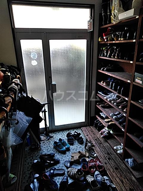 生西寺学寮興学舎 7号室の玄関
