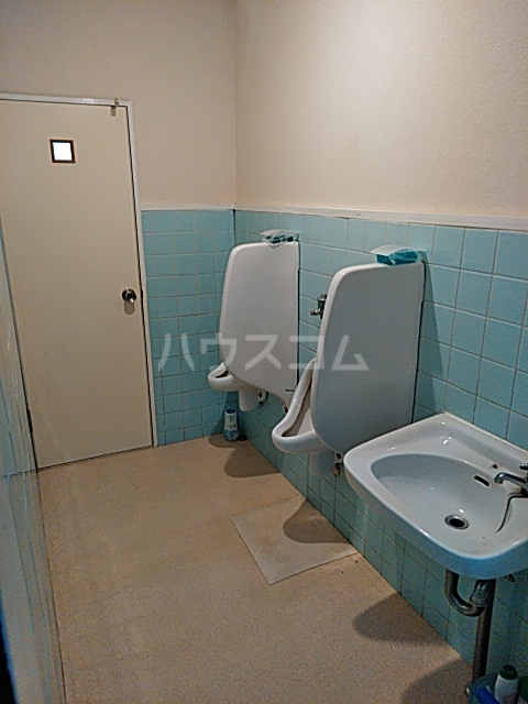 生西寺学寮興学舎 7号室のトイレ