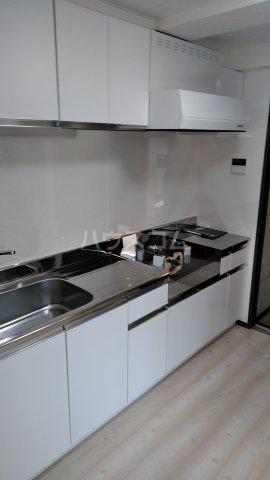 駒込コープ 301号室のキッチン
