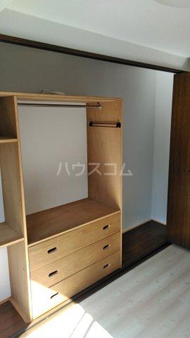 駒込コープ 301号室の収納