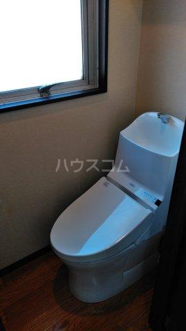 駒込コープ 301号室のトイレ