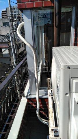 駒込コープ 301号室のバルコニー