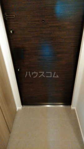 ザ・パークハビオ駒込 704号室の玄関
