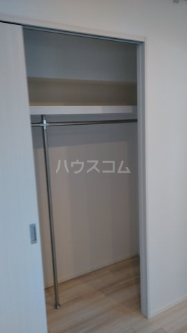 ザ・パークハビオ駒込 801号室の収納