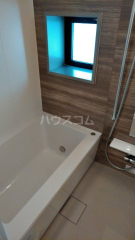 ザ・パークハビオ駒込 801号室の風呂