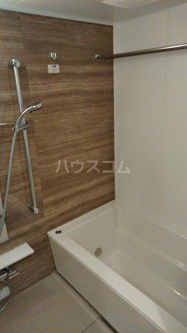 ザ・パークハビオ駒込 804号室の風呂