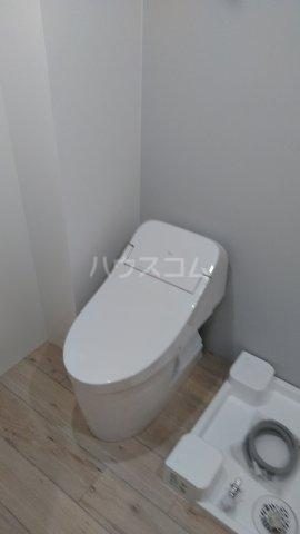 ブライトユー 202号室のトイレ